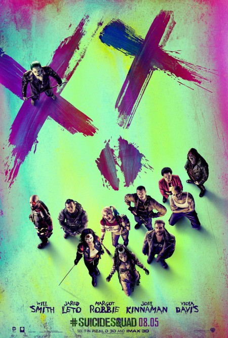 Suicide Squad Poster #12