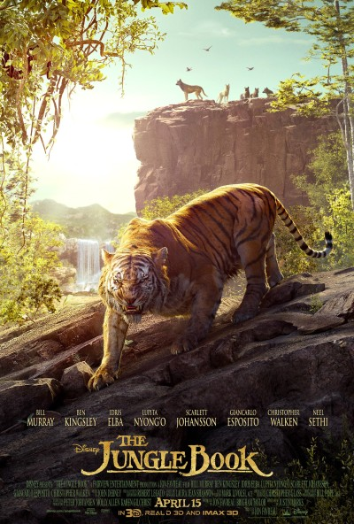 The Jungle Book Poster #3