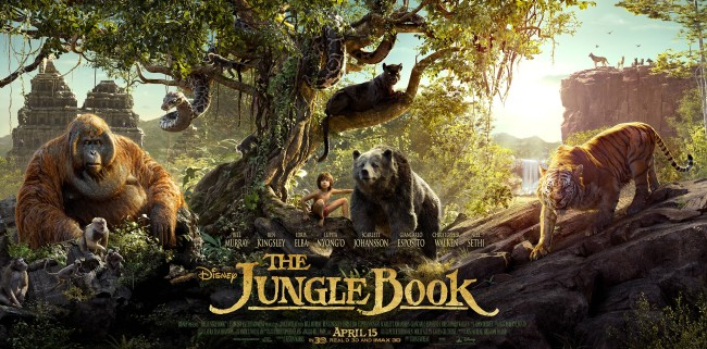 The Jungle Book Poster #5