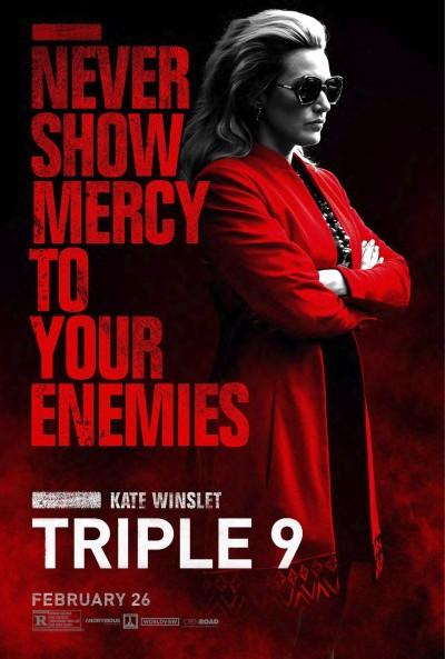 Triple 9 Poster #12