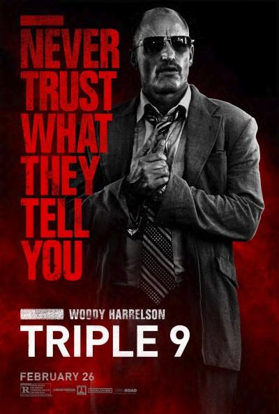 Triple 9 Poster #13