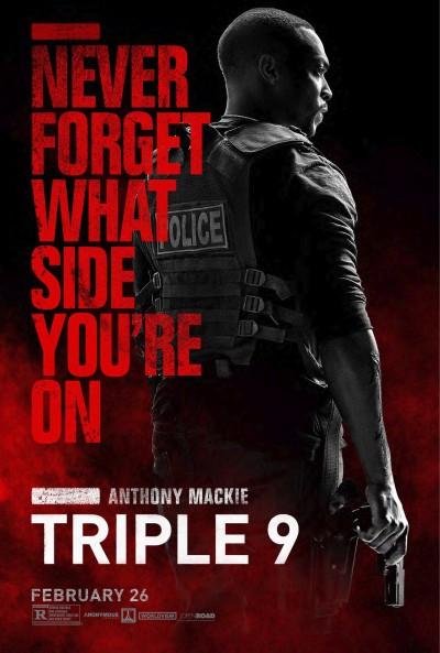 Triple 9 Poster #15