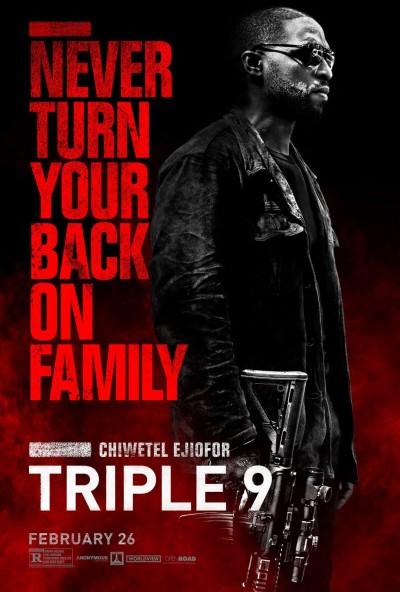 Triple 9 Poster #16