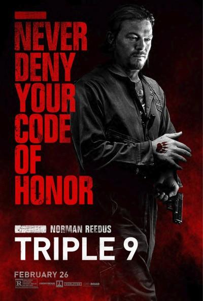Triple 9 Poster #17