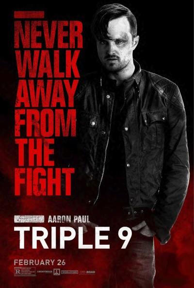 Triple 9 Poster #18