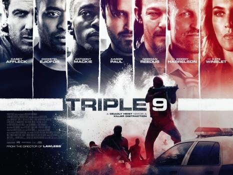 Triple 9 Poster #2