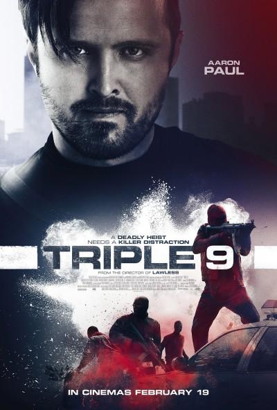 Triple 9 Poster #3