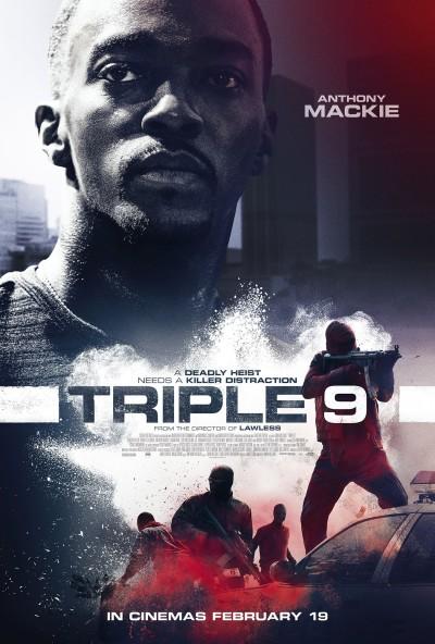 Triple 9 Poster #4