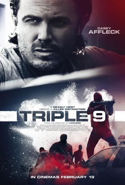 Triple 9 Poster #5