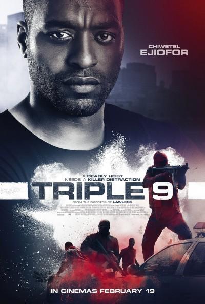 Triple 9 Poster #6