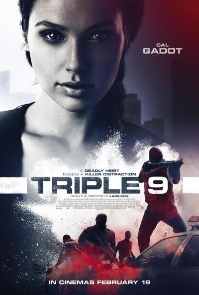 Triple 9 Poster #8