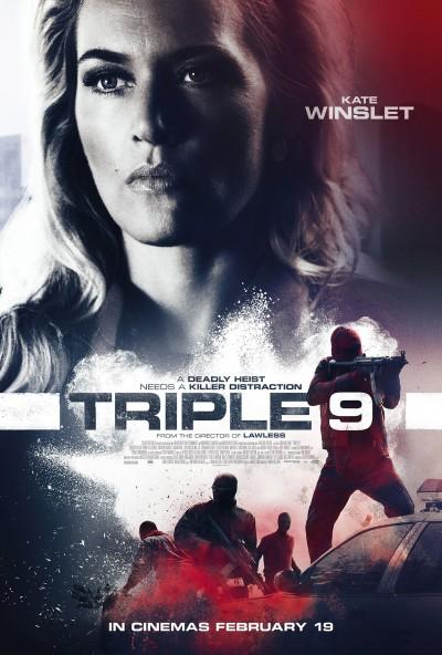 Triple 9 Poster #9