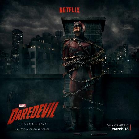 Daredevil Season 2 Poster #1