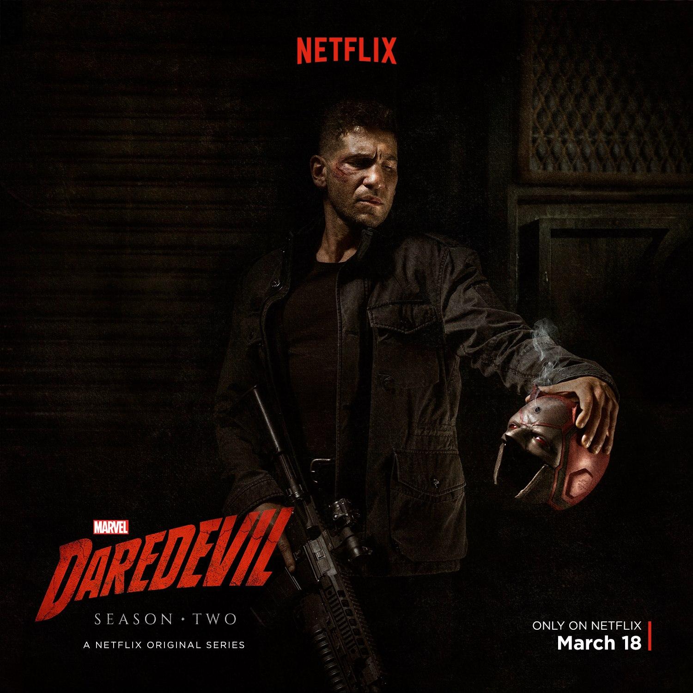 The First Netflix Daredevil Trailer Is Out: Daredevil Season 2Reggie's Take.com