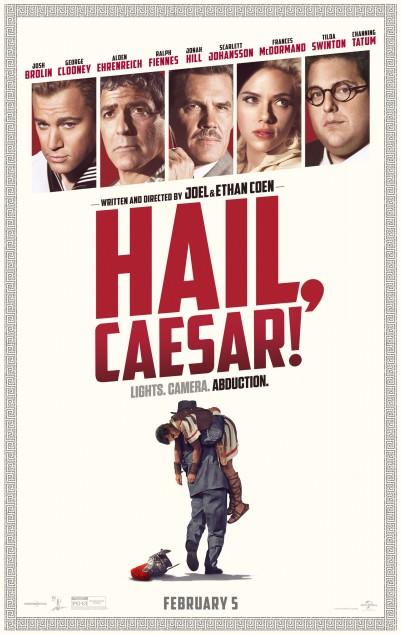 Hail, Caesar! Poster #1