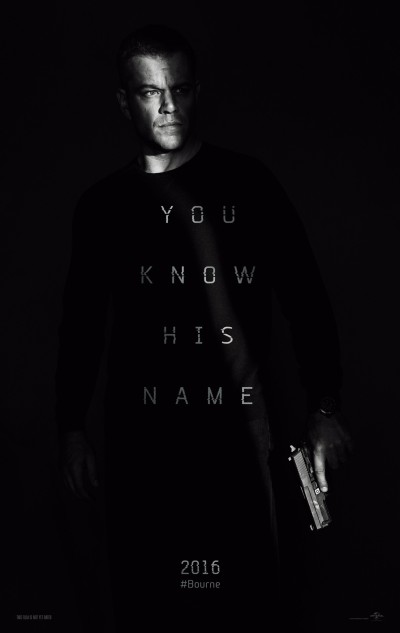 Jason Bourne Poster #1