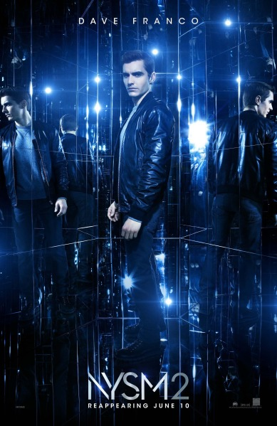 Now You See Me 2 Poster #3
