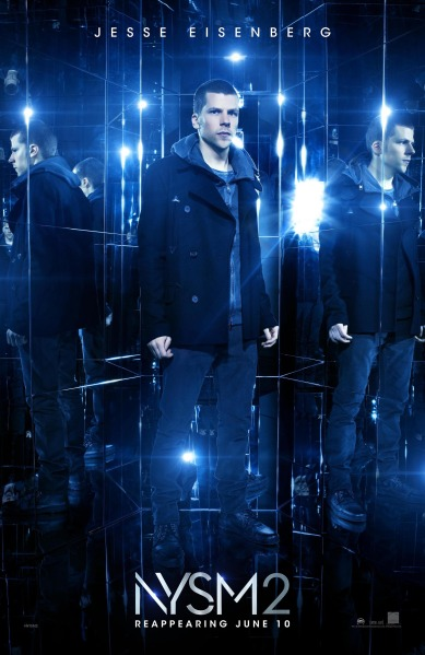 Now You See Me 2 Poster #8