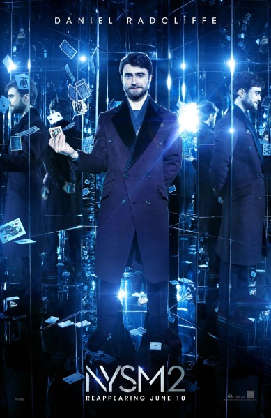 Now You See Me 2 Poster #9