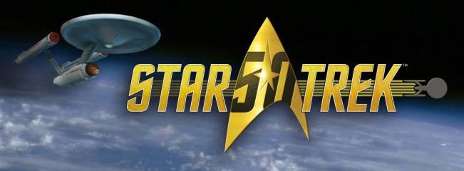 Star Trek 50 Logo Image