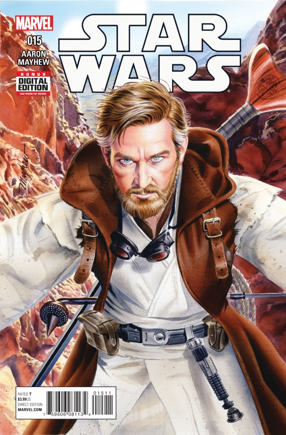 Star Wars #15 Cover A