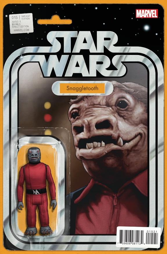 Star Wars #15 Cover B