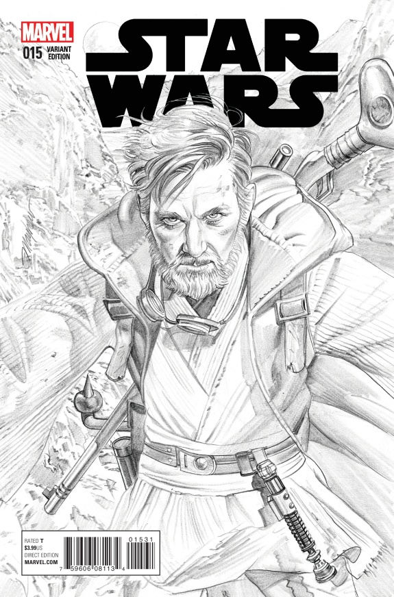 Star Wars #15 Cover C