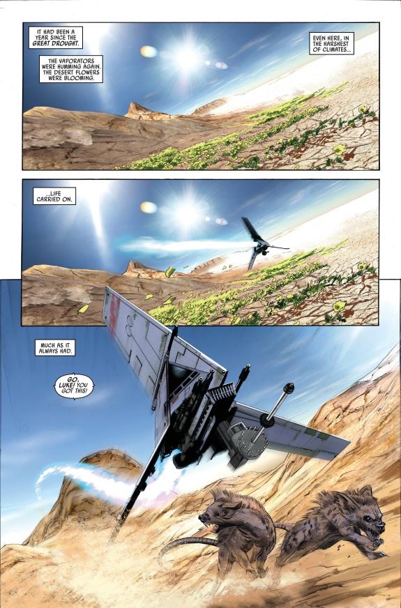 Star Wars #15 Page 1