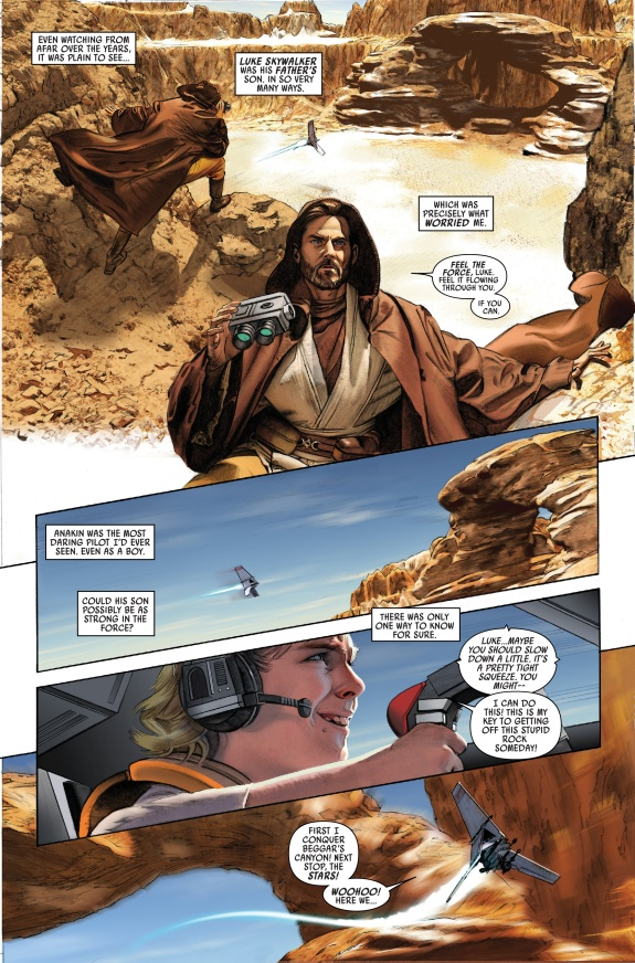 Star Wars #15 Page 3