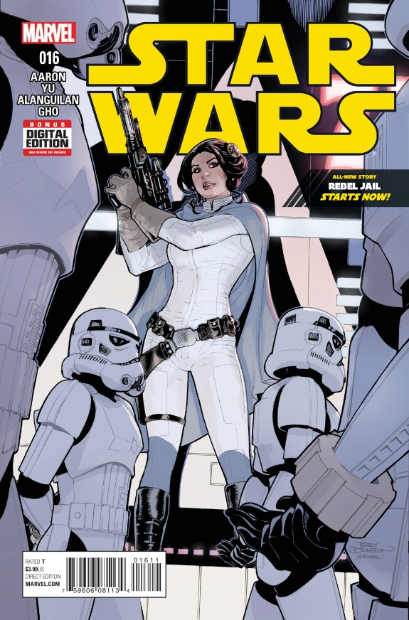 Star Wars #16 Cover A