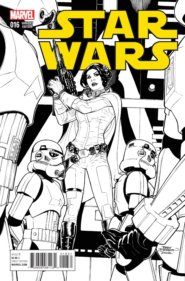 Star Wars #16 Cover C