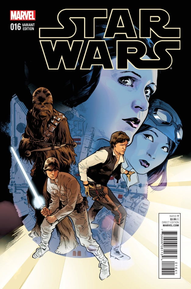 Star Wars #16 Cover D