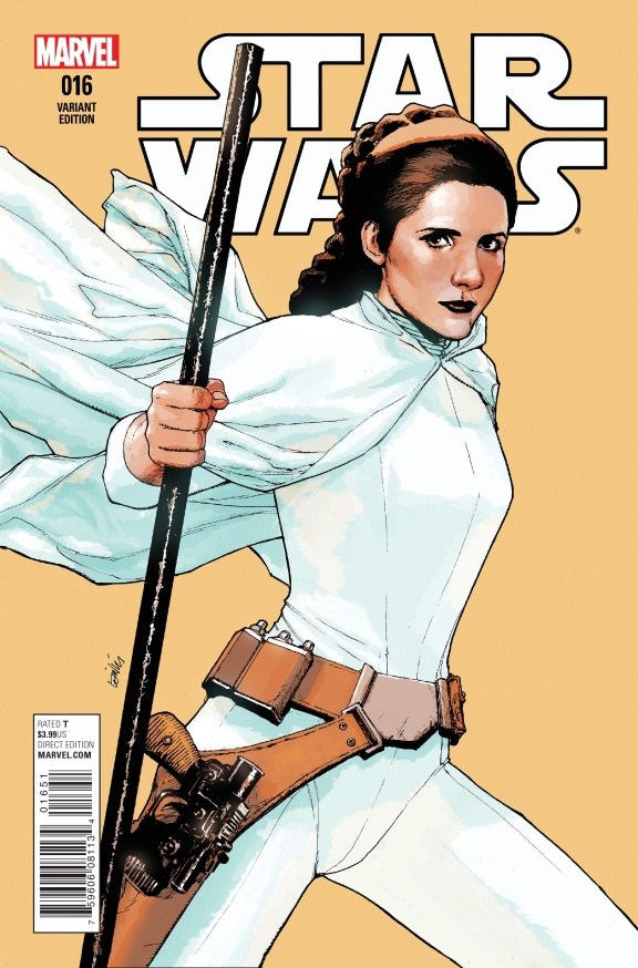 Star Wars #16 Cover E