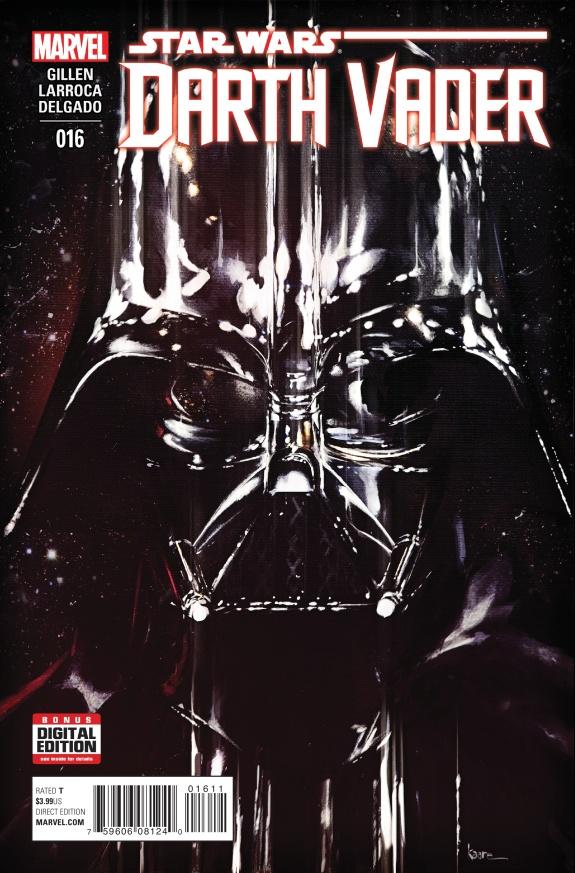 Star Wars Darth Vader #16 Cover A
