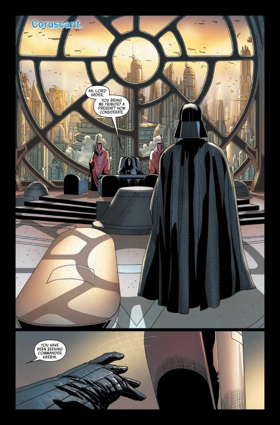 Star Wars Darth Vader #16 Page 2