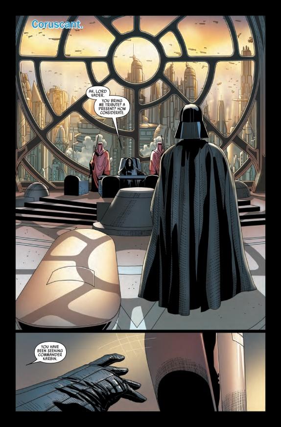 Star Wars Darth Vader #16 Page 2