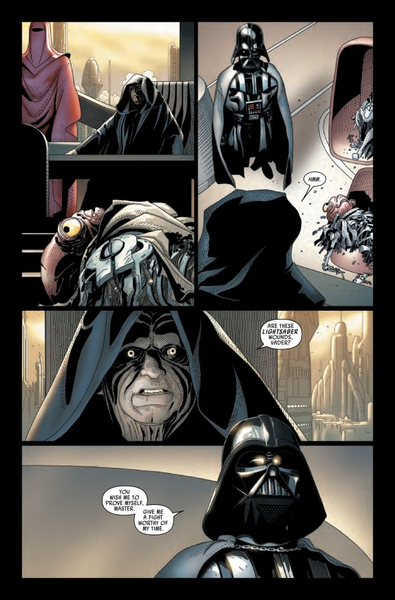 Star Wars Darth Vader #16 Page 4