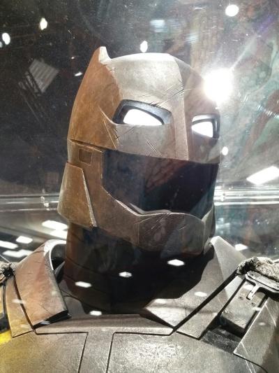 Batman v Superman Dawn of Justice Batarmor #5