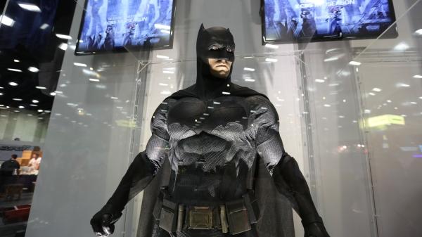Batman v Superman Dawn of Justice Batman #9