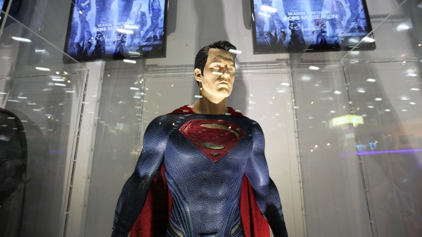Batman v Superman Dawn of Justice Superman #8