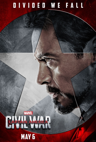 Captain America Civil War Poster #10