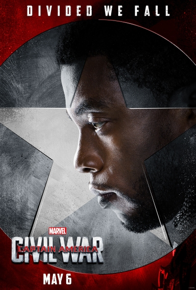 Captain America Civil War Poster #11