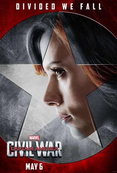 Captain America Civil War Poster #12