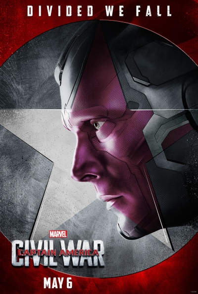 Captain America Civil War Poster #13