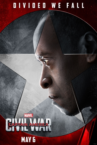 Captain America Civil War Poster #14