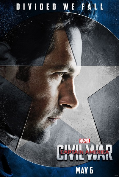 Captain America Civil War Poster #4