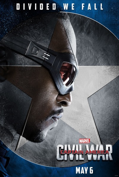 Captain America Civil War Poster #5