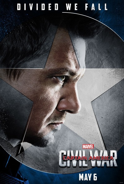 Captain America Civil War Poster #6