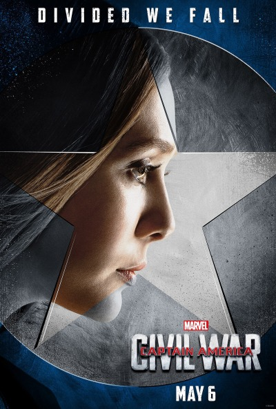Captain America Civil War Poster #7
