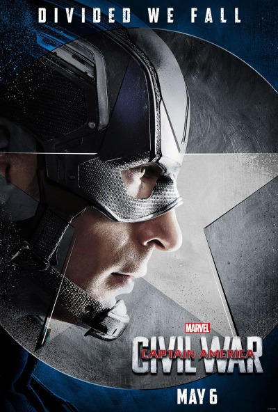 Captain America Civil War Poster #8